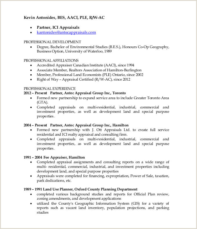 Resume format for Gis Job 47 Best Resume formats Pdf Doc