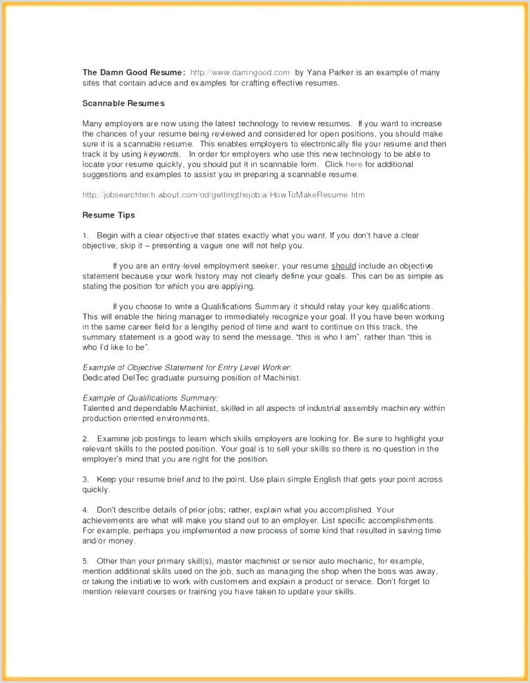 Resume Format For Govt Job Fresh Simple Job Resume Template Awesome Government Gov For