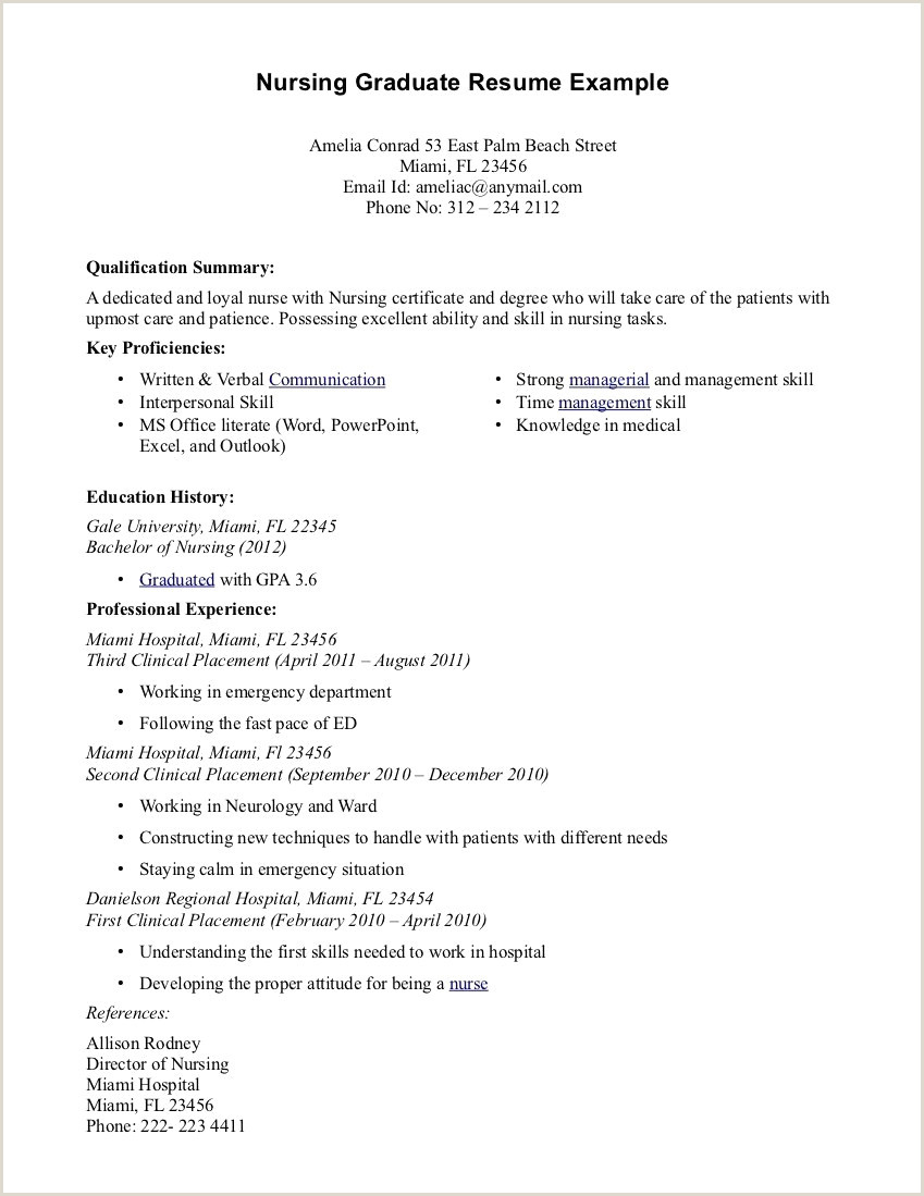 Resume format for Hospital Job Nursing Resume Template Word Rn Free Student Download Nurse