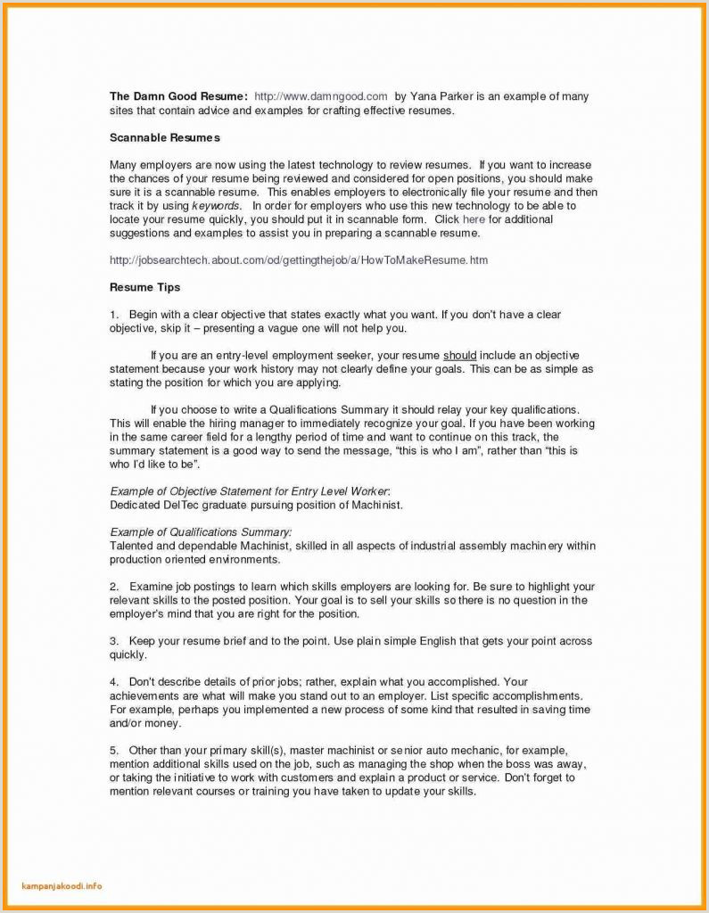 Resume Format For Hotel Job Fresher Resume Sample Format For Freshers Valid Resume Samples Civil