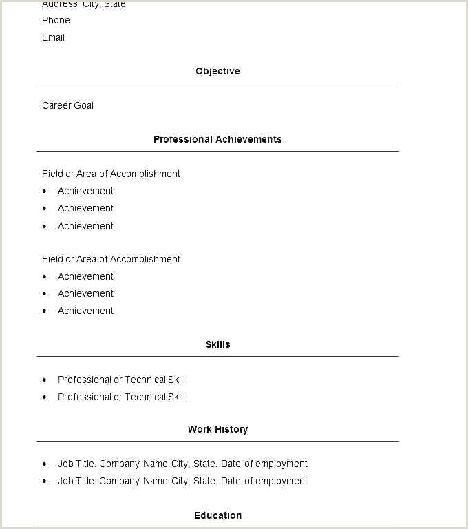 Resume format for Hotel Job Pdf Resume In Pdf format – Paknts