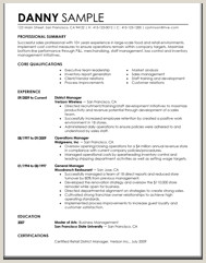Resume format for Job Abroad 500 Professional Free Cv Templates