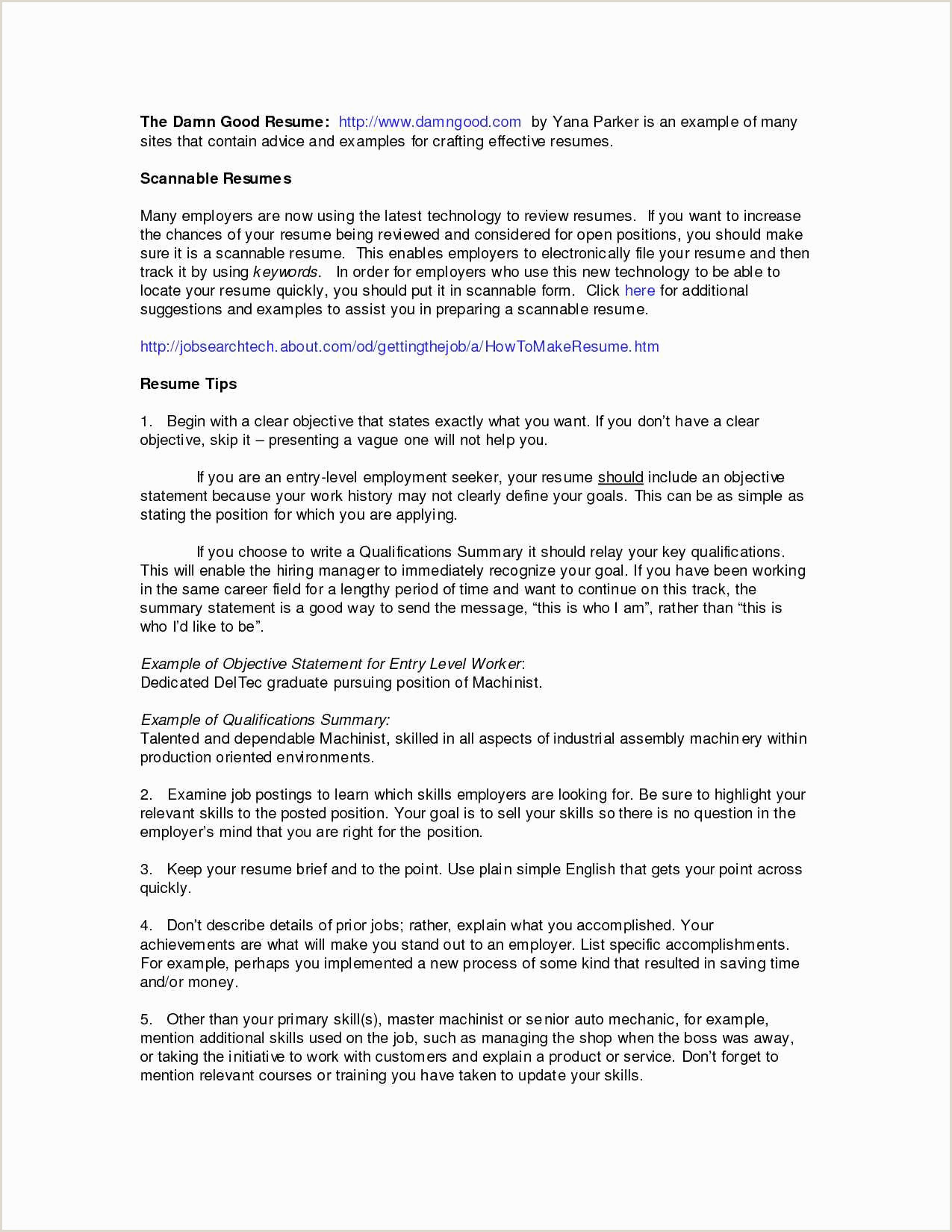 Resume Format For Job B.com 79 Exemple Cv Open Fice