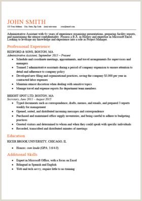 Resume Format For Job B.com Expert Preferred Resume Templates Basic & Simple