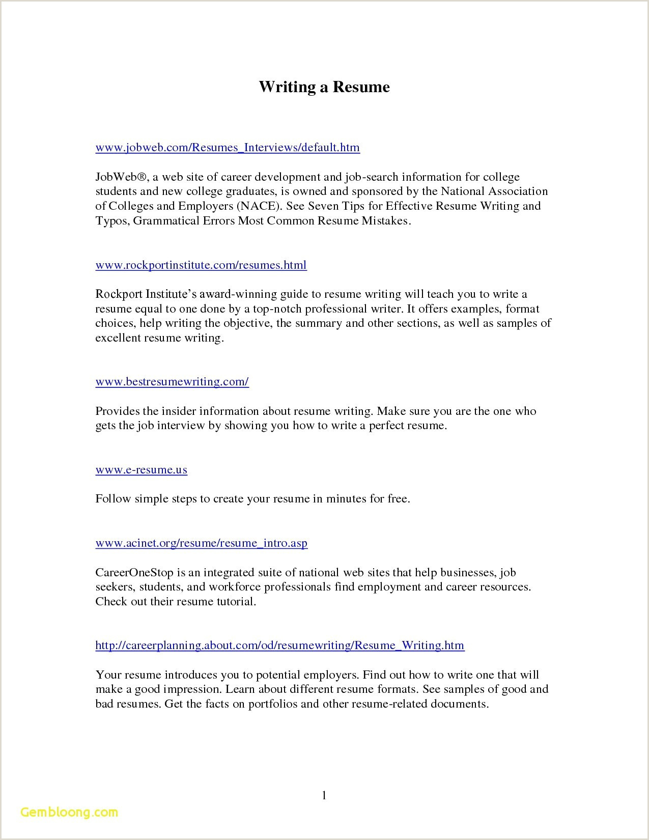 Resume Format For Job B.com Sample Resume For Freshers B Graduate Pdf Valid Resume