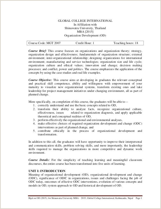 Resume Format For Job Change Career Change Resume Template Examples How To Write A Cover