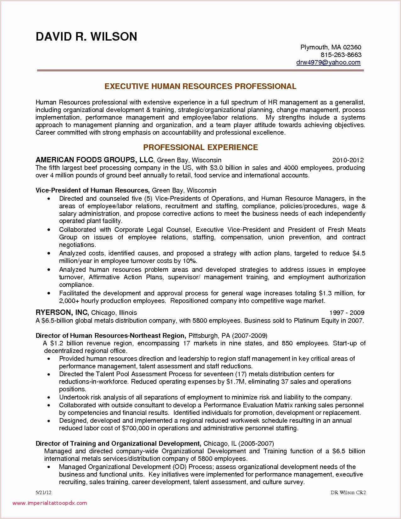 Resume Format For Job Declaration 10 11 Profile Statement For Resume Samples
