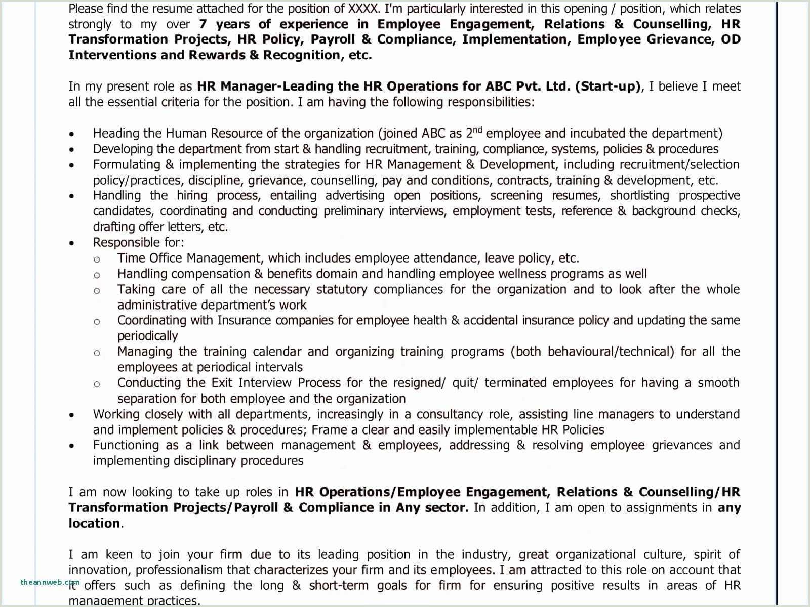 Resume Format For Job Declaration Warehouse Job Description For Resume Beautiful Worker