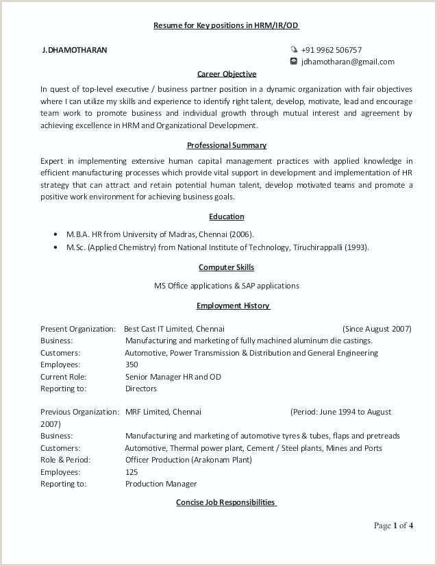 Resume format for Job Doc Download Sample Resume Download Doc Popular Job Cover Letter format