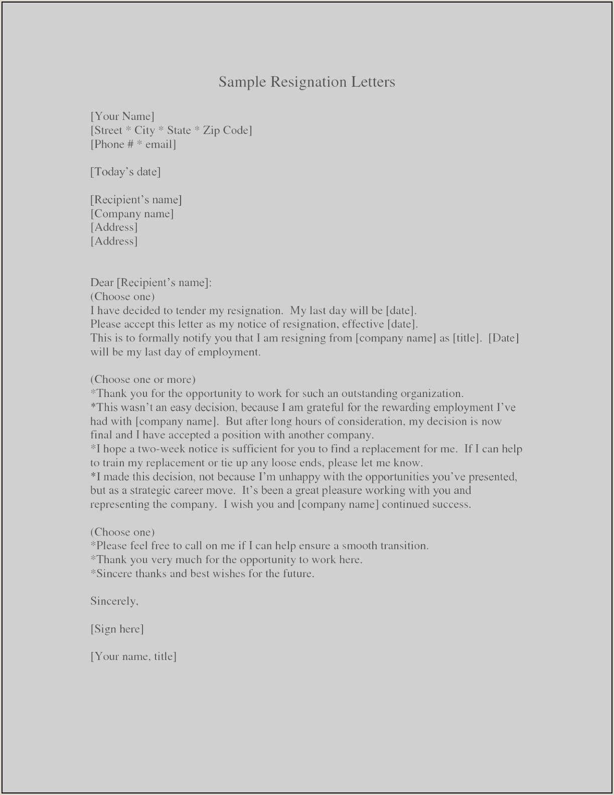 Resume Format For Job Doc Elegant Simple Resume Format In Doc