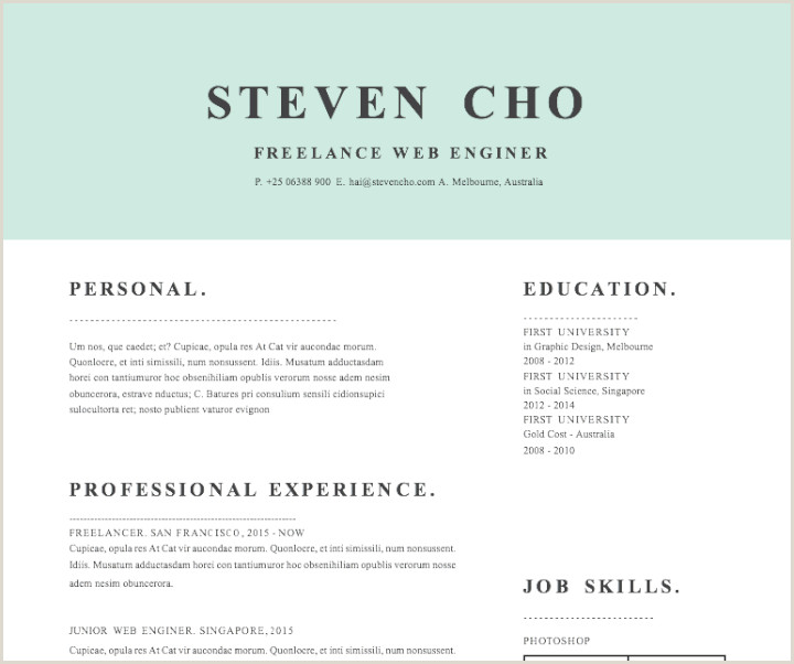 Resume format for Job Docx 50 Free Microsoft Word Resume Templates Updated August 2019