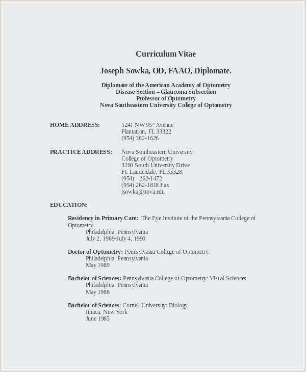Resume format for Job Download Cv format Download for Job Application Neu Sample Cv Resume