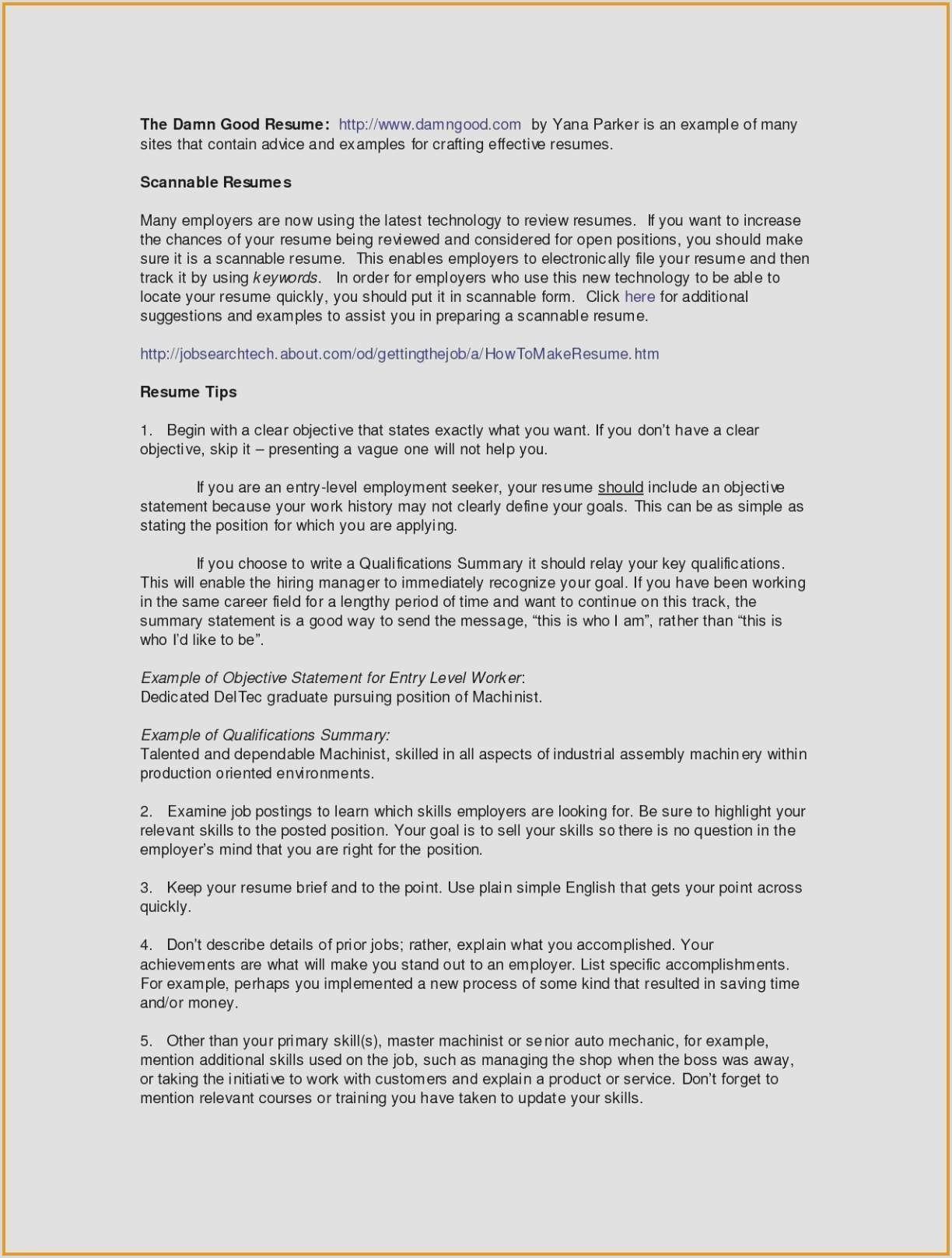 Resume Format For Job Download Pdf Bartending Resume Examples Best Bartender Resume Sample Pdf