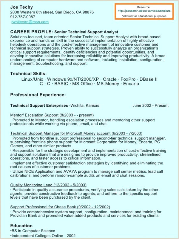 Resume format for Job Experienced Parchance Cv Collections De 8 Job Resume format Xenakisworld