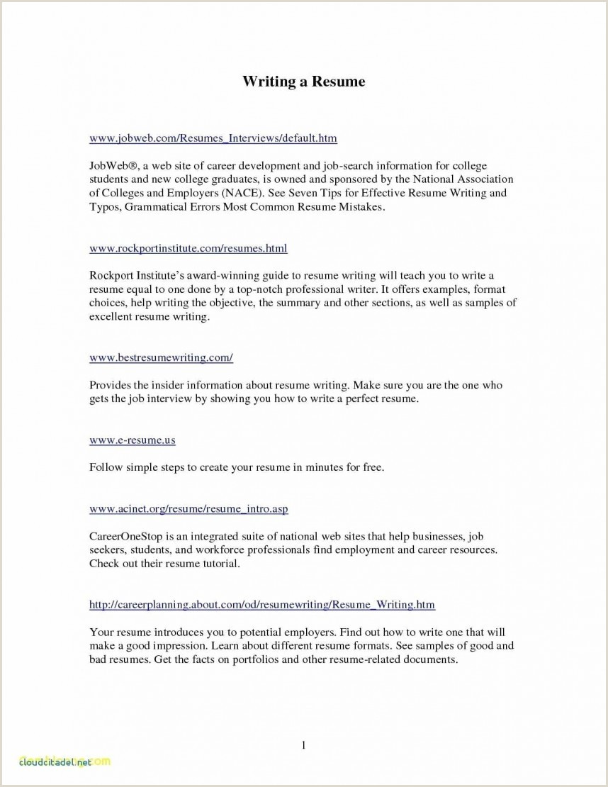 Resume format for Job Fair 009 Letter Intent Intention Sample for Employment top