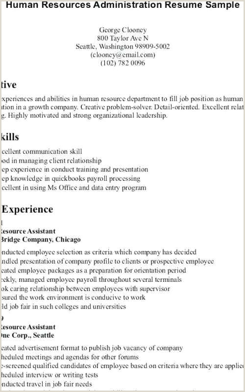 Resume format for Job Fair How to Prepare A Resume for A Job Fair Professional Resume