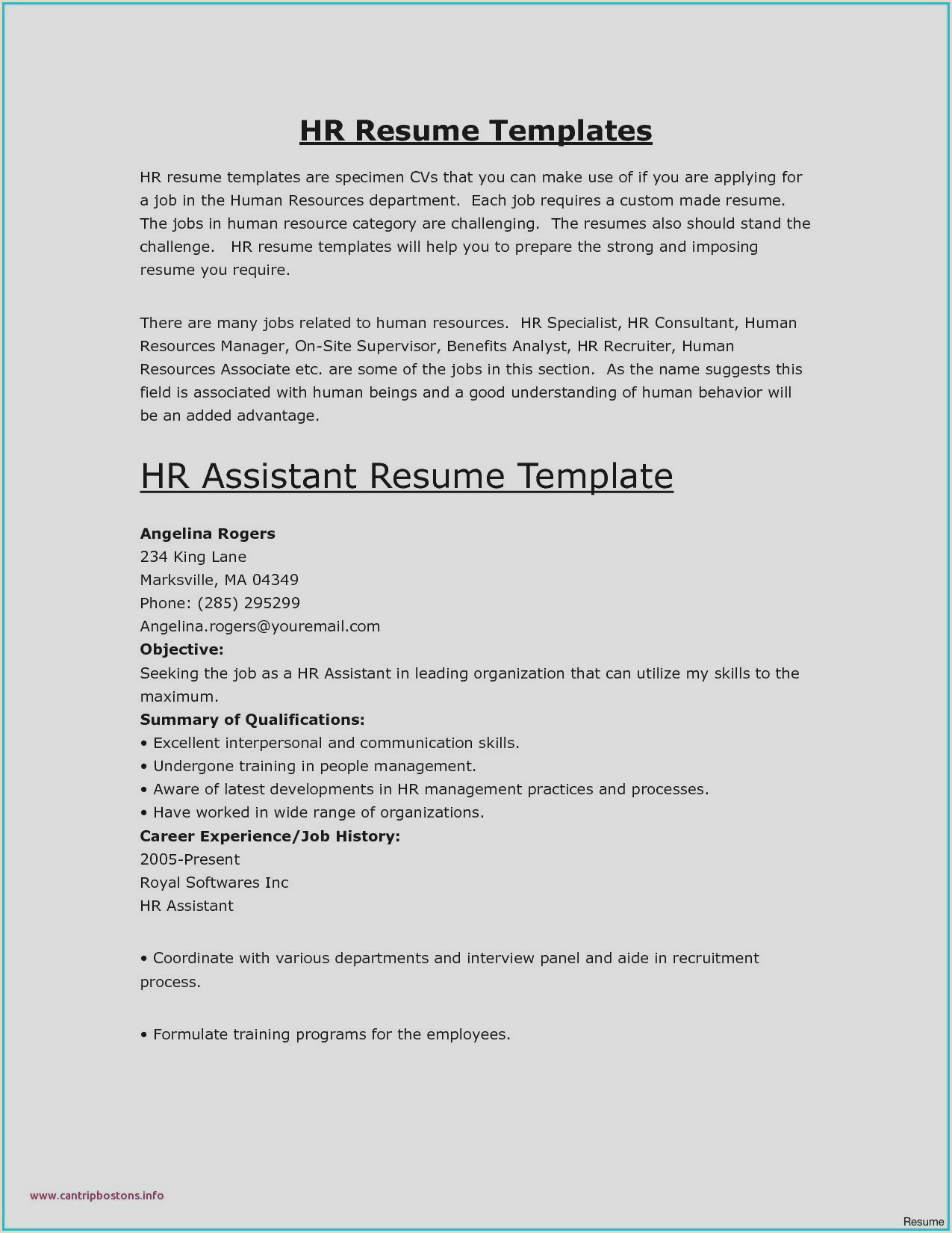 Resume format for Job Fresher Beautiful What is Good Resume Paper