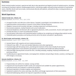 Resume format for Job Hoppers Job Hopper Resume Template – format Your Resume Differently