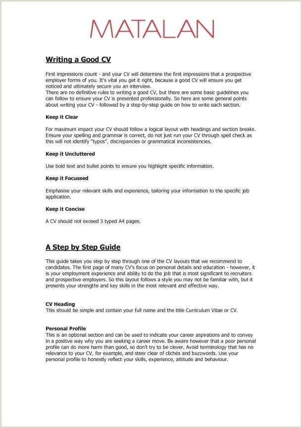 Resume format for Job Letter Modele Simple Cv Nouveau Cover Letter Template for Cv New 28