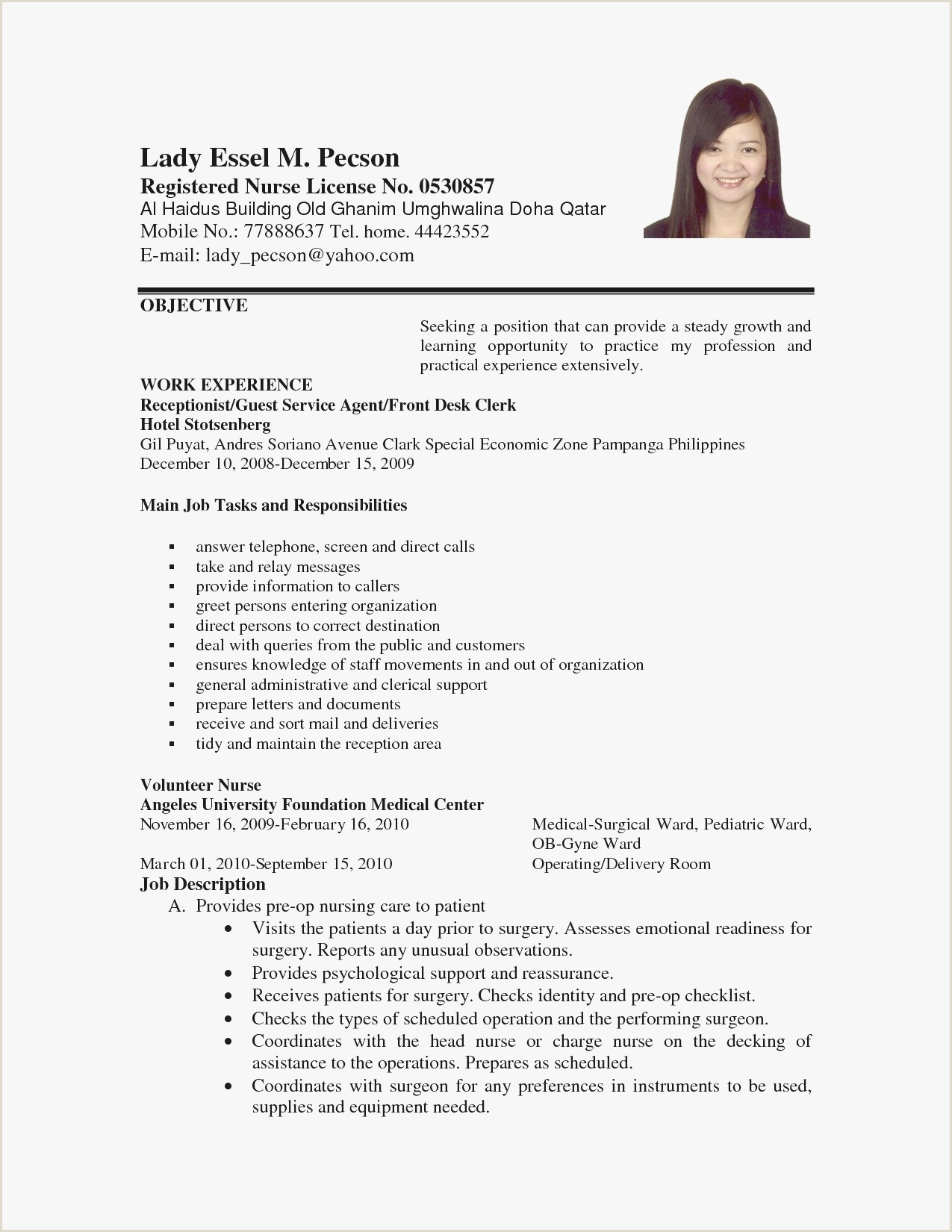 Hr Infographics – Hr Resume Objective Lovely New Resume Pdf