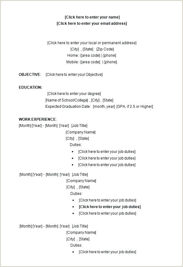Resume format for Job Pdf Download Resume format for – Wikirian