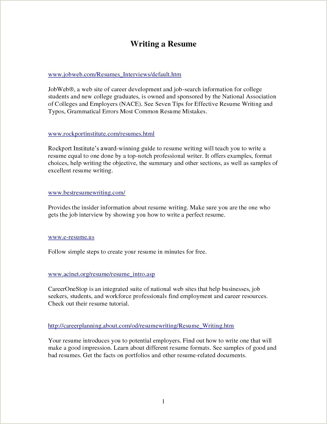 Resume format for Job Sales Career Blog Resume