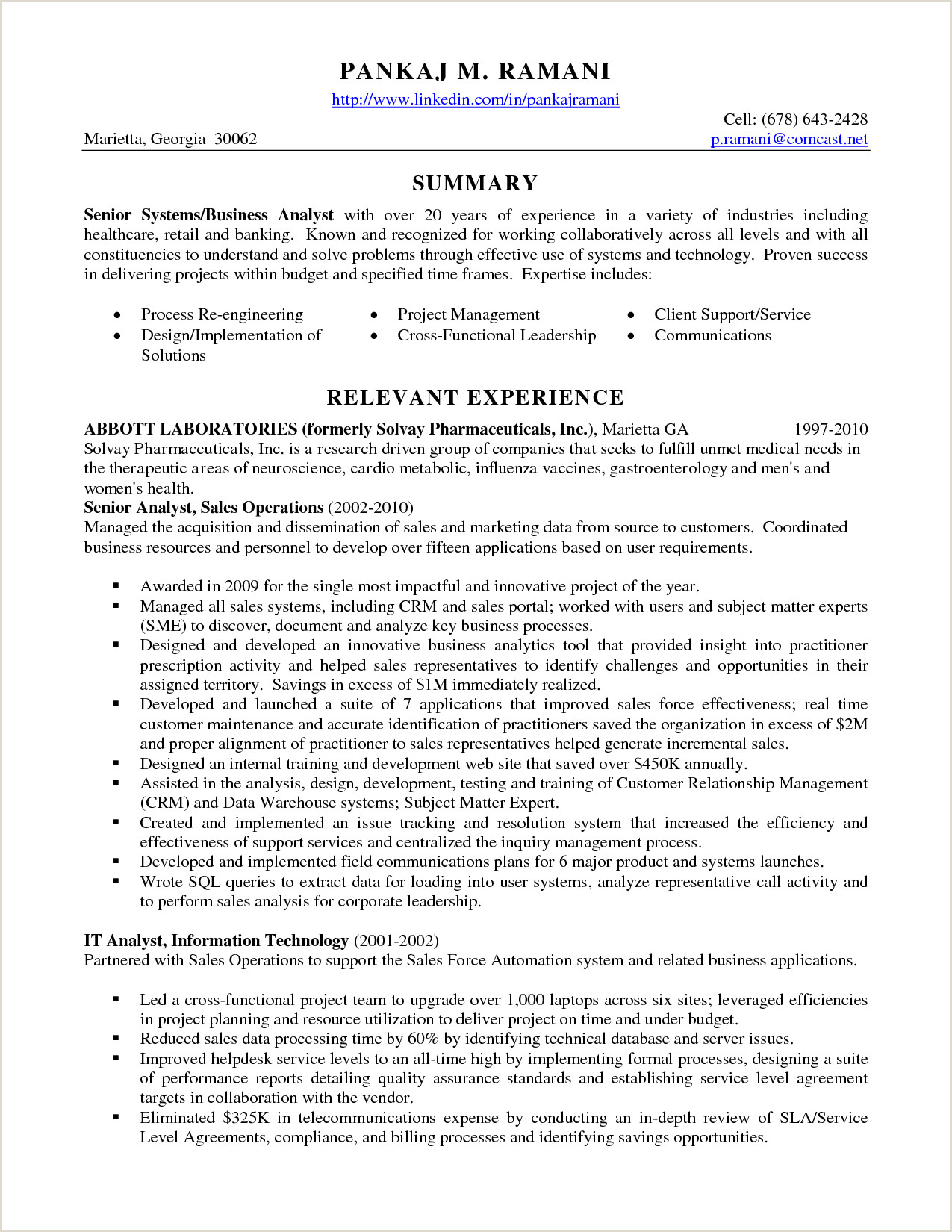 Resume format for Job Sales Senior Data Analyst Cv Resume format Best Resume Templates