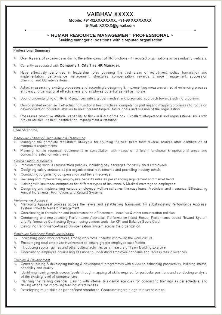 Resume format for Job Switch Changing Careers Cover Letter Best Change Industry Cover