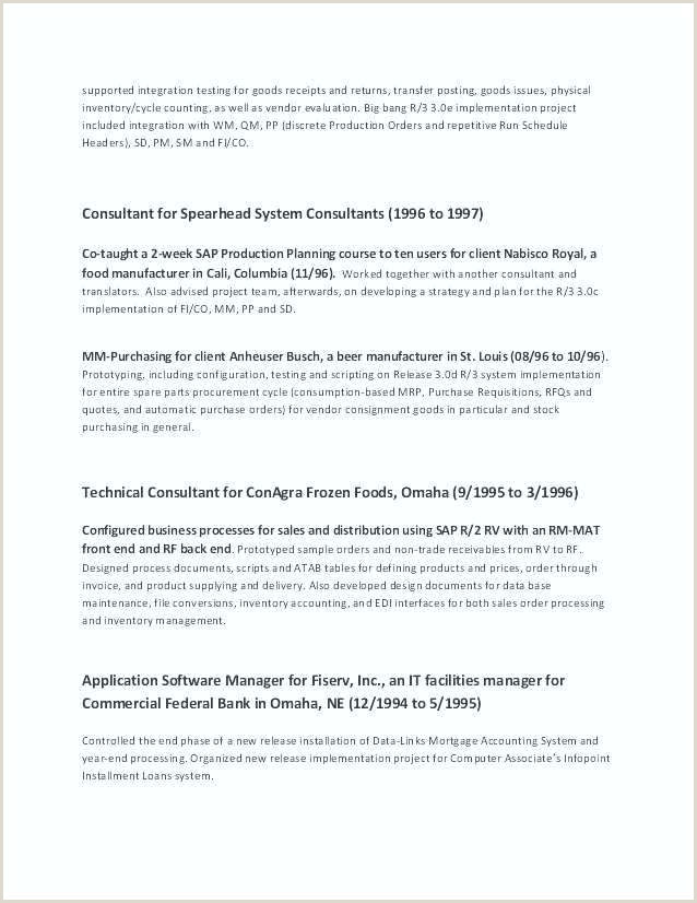 Resume Format For Lecturer Job In Computer Science Beautiful Resume Samples For Lecturer In Puter Science