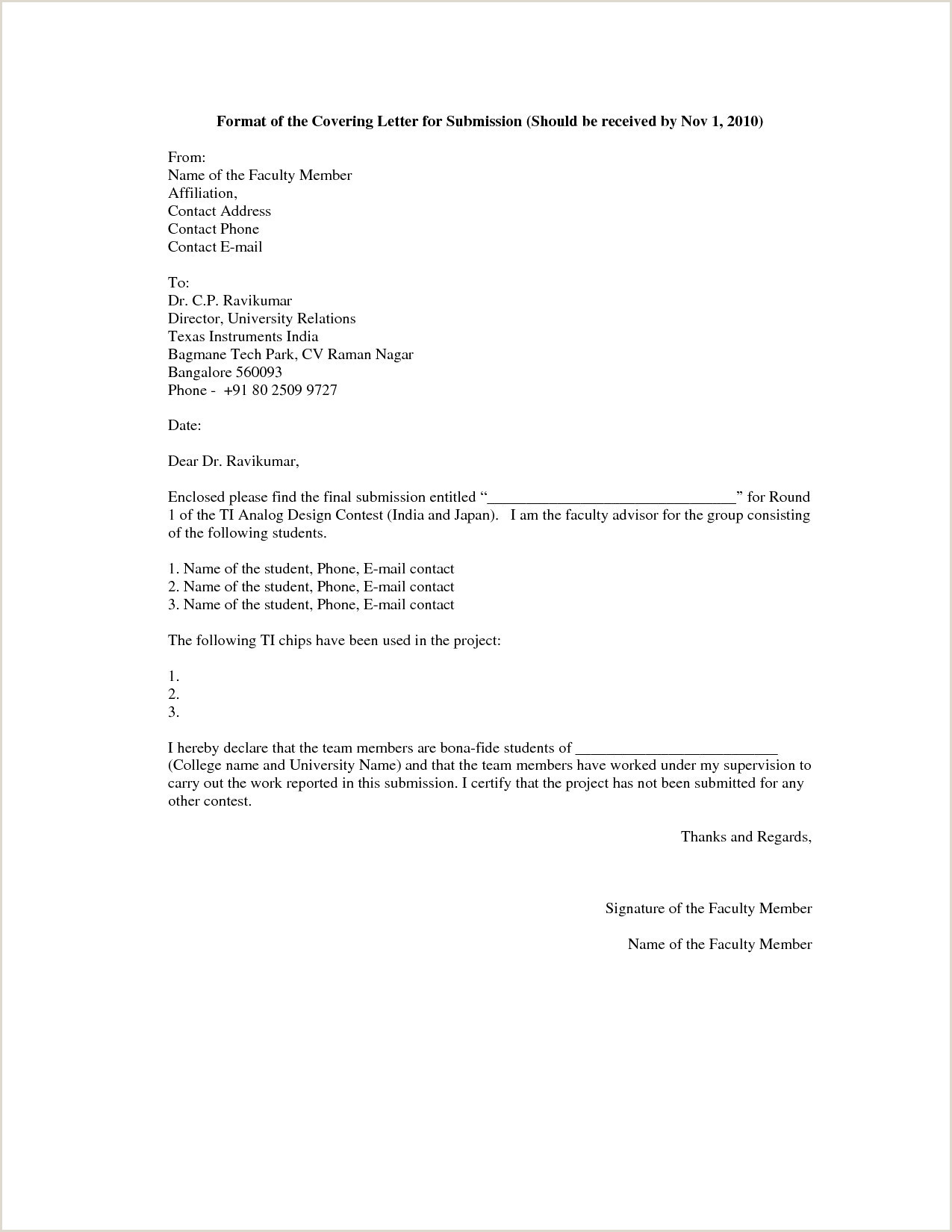 Resume Letter format Examples Beautiful Resume Writing