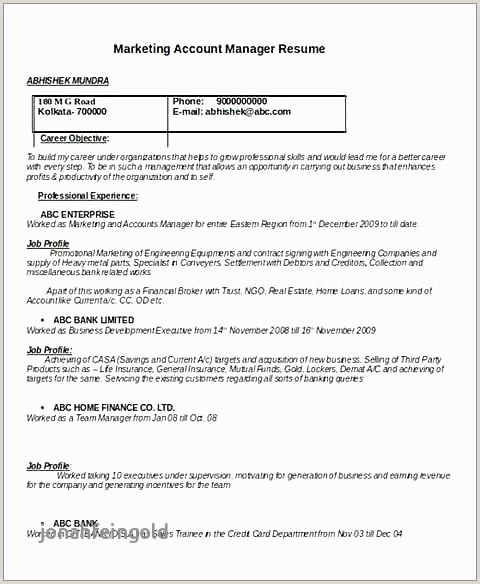 Hvac Technician Resume format Unique Hvac Job Description