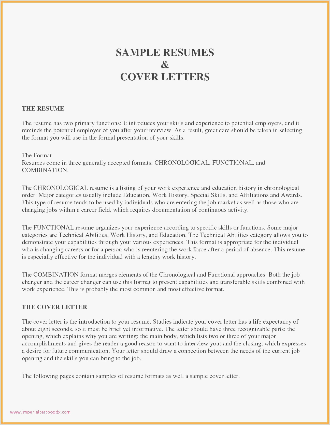 Resume Format For No Job Experience 25 Free Resume Template For No Work Experience