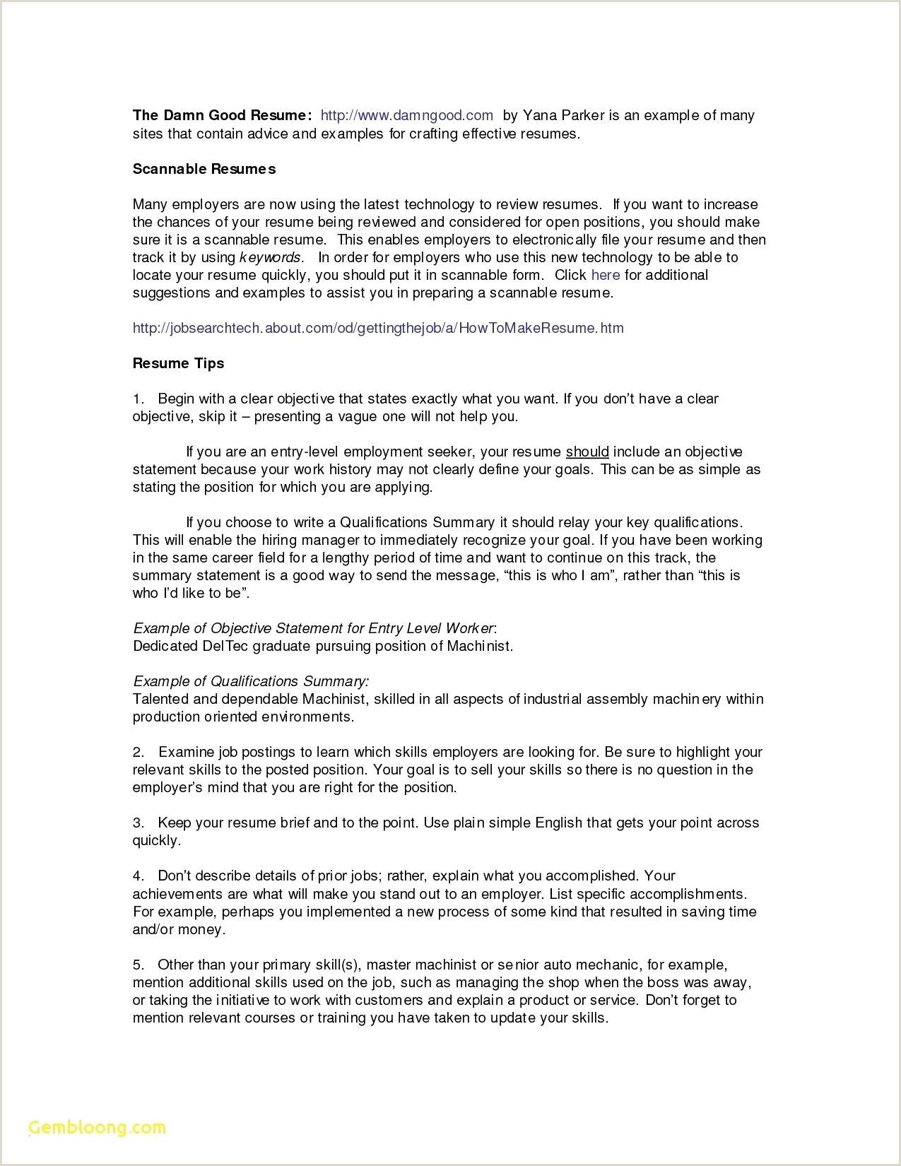 Resume Format For Nursing Job Pdf 44 De Base Cv En Anglais Xenakisworld
