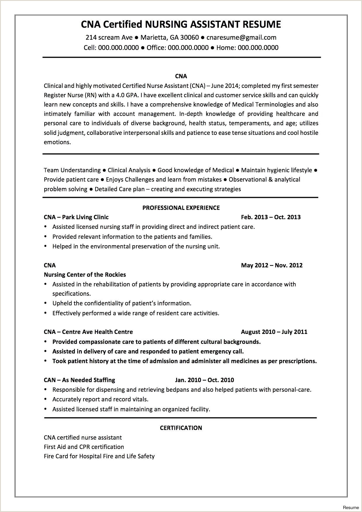 New Resume Examples for fice Jobs