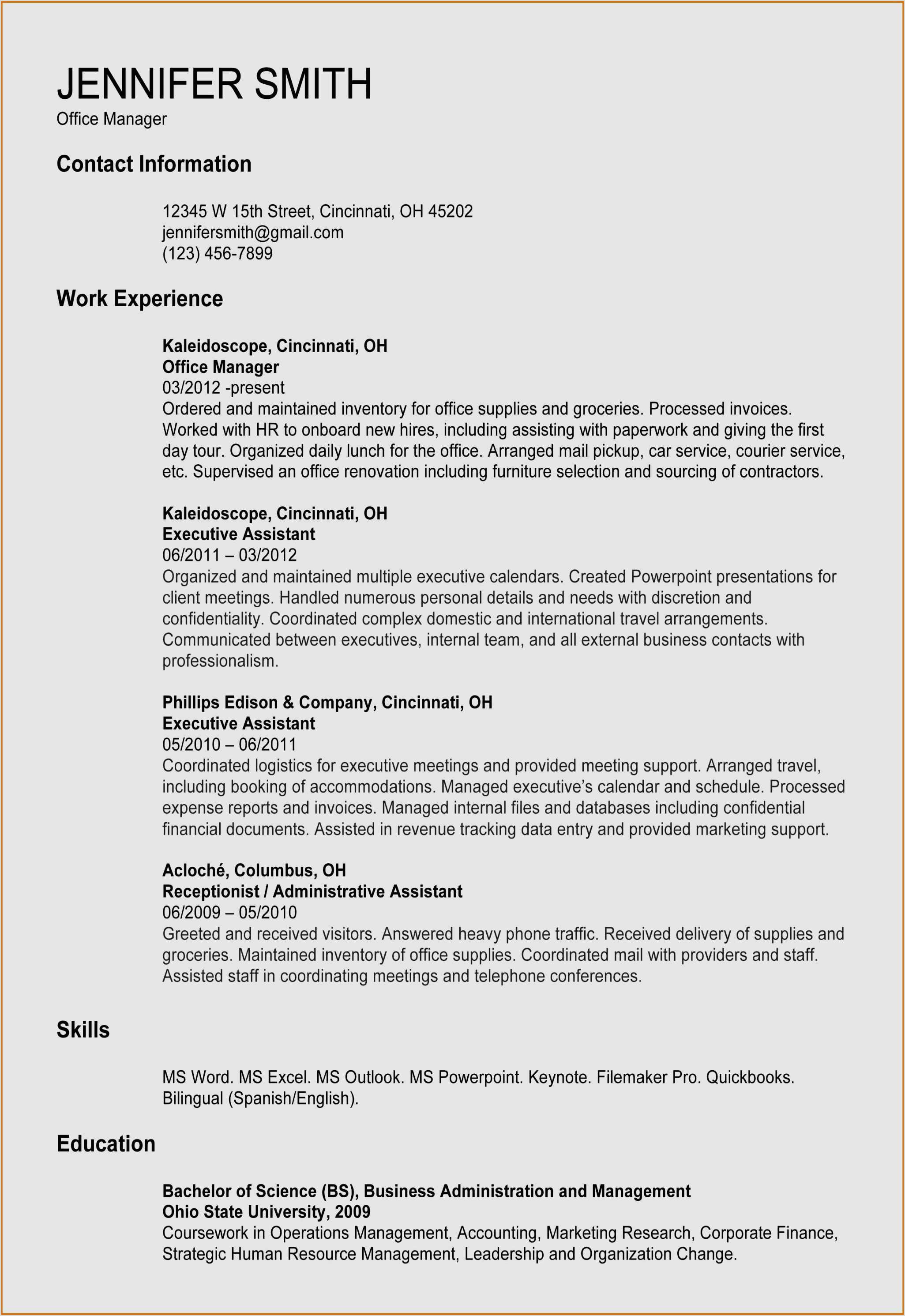 Research Coordinator Cover Letter