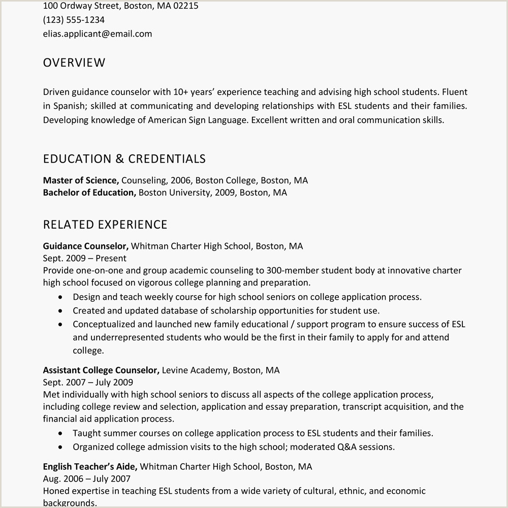 Resume format for Offshore Jobs Resume Profile Examples for Many Job Openings