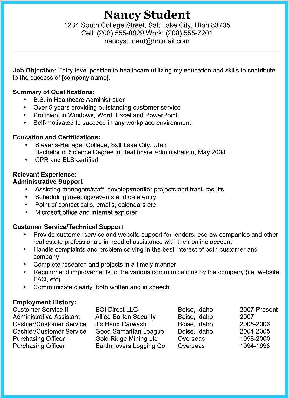 Resume format for Overseas Job Resume Template Sample Professional Petency Based Resume