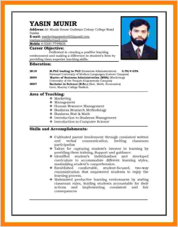 Resume format for Pharma Jobs Pdf 32 Resume Templates for Freshers Download Free Word format