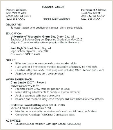 Resume format for Restaurant Job Restaurant Resume Example – Emelcotest