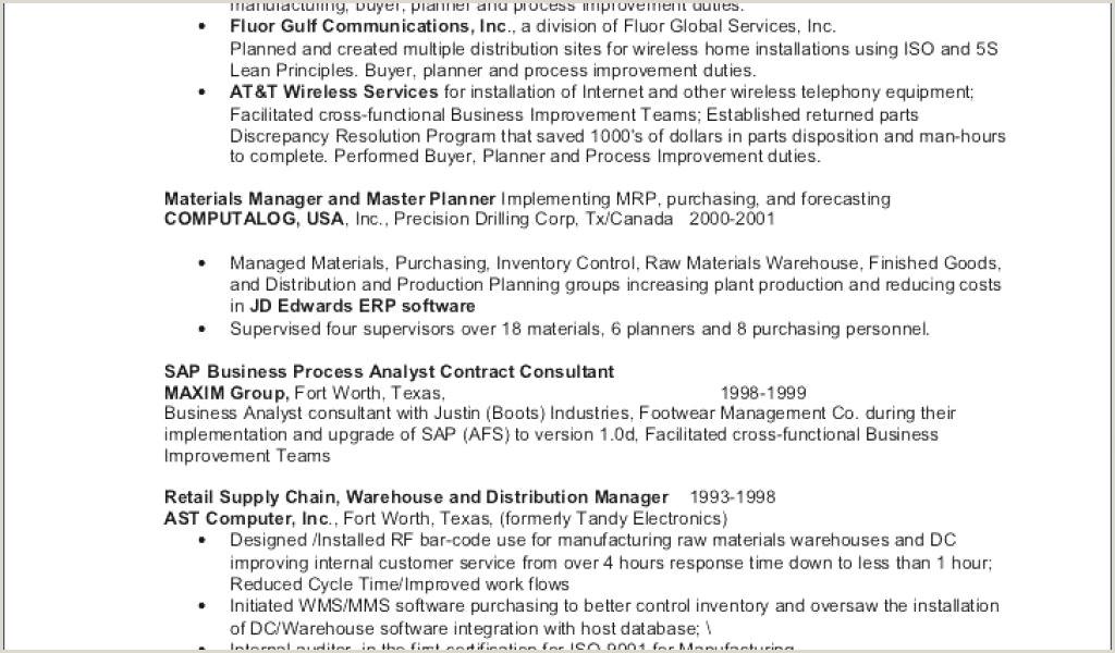 Fresh Retail Store Job Description for Resume Resume Design