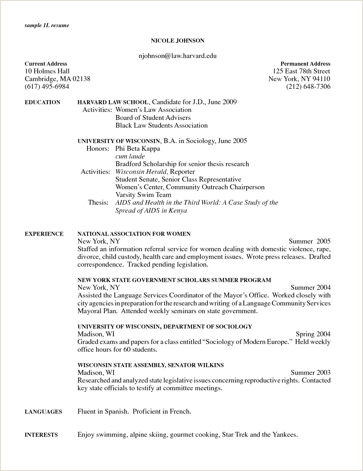 Resume format for Teacher Job Pdf Resume Templates for Teens Unique Job Description Examples