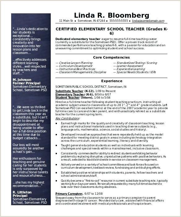 teacher resume format – agarvain