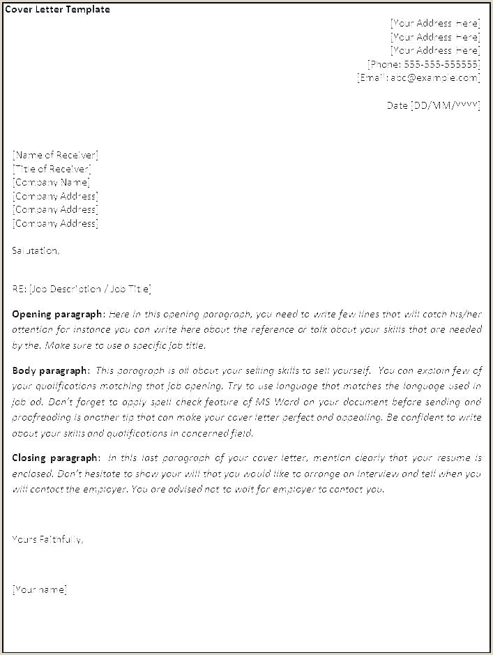 Job Reference Letter Template Re mendation For Bunch Ideas
