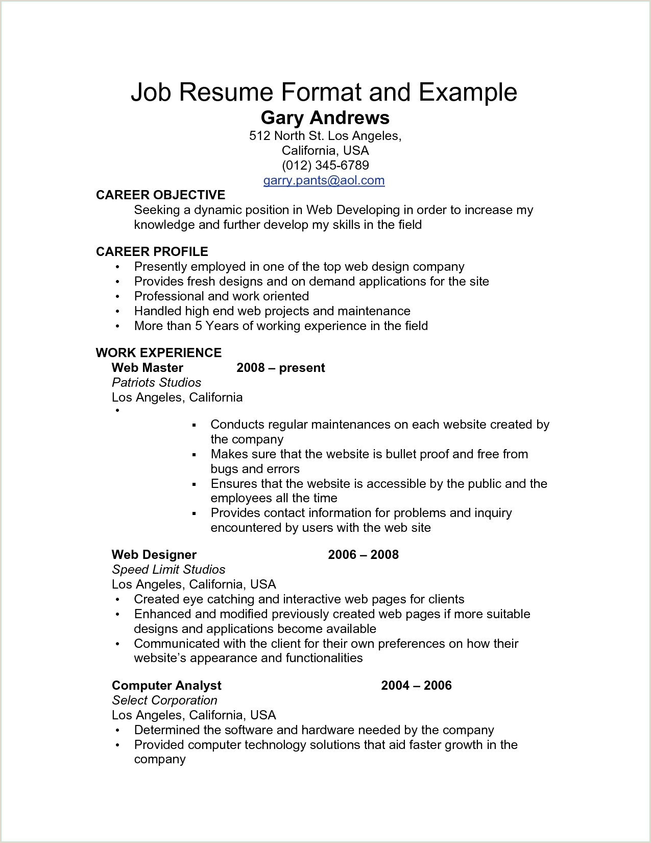 Great Resume Samples – Kizi games