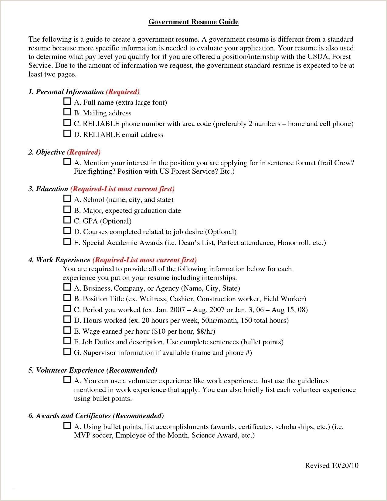 Sample Resume Usa Format New Download Sample Resume Mba