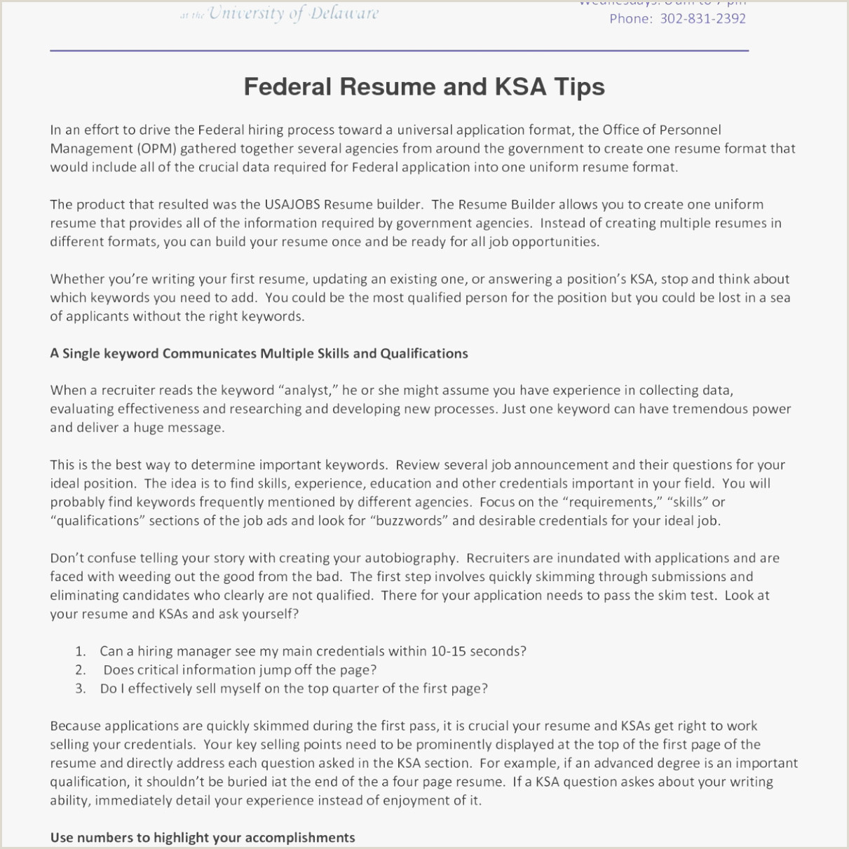 Resume format for Usa Jobs Superb Usajobs Resume Builder – Philaurbansolutions