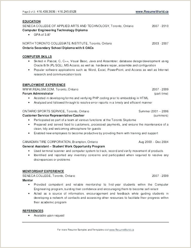 Resume Sample For Fresh Graduate Pdf Electrical Engineer Resume – Englishor