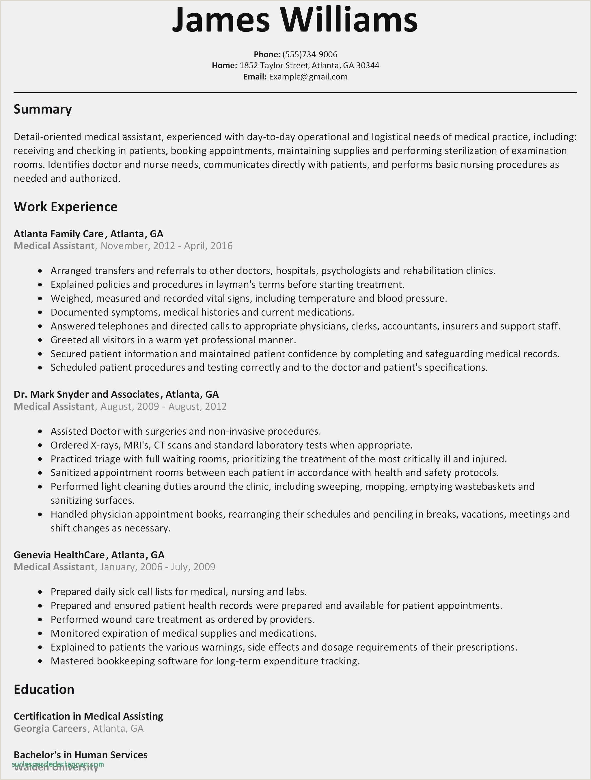 Resume Samples for Healthcare Professionals Free Download 60 Free Professional Resume Templates Free