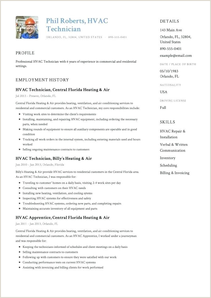 entry level hvac resume sample – growthnotes