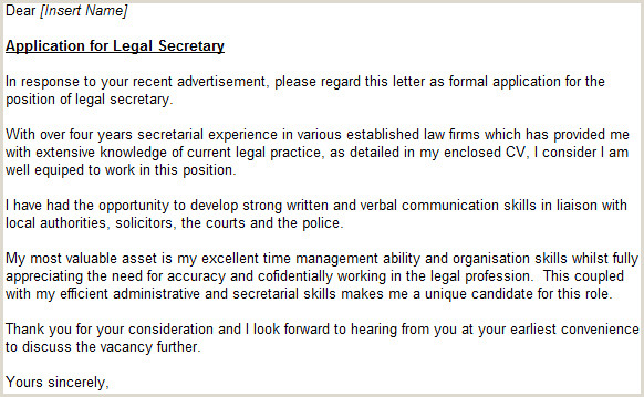 Cover Letter for Law Firm Luxury Banking Cover Letter Sample